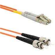 DATACOM LC-ST 62.5 / 125 mm 2 m Duplex- - Audio Kabel