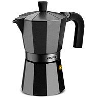MONIX Kaffeemaschine Vitro-Noir Kaffeemaschine für 6 Tassen M640006 - Mokkakocher