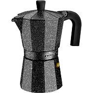 MONIX Vitro-Rock Espressokocher für 9 Tassen M750009 - Mokkakocher