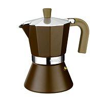 MONIX CREAM Kaffeemaschine für 9 Tassen M670009 - Mokkakocher