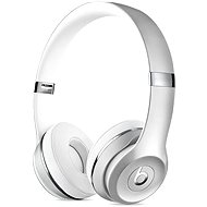 Solo3 Beats Wireless Silber - Kopfhörer