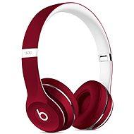Beats Solo2 Luxe Edition - Rot - Kopfhörer