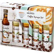 MONIN Coffee Syrups Set 5 x 0,05 L - Sirup