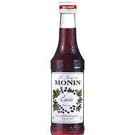 MONIN Johannisbeere schwarz 0,25l - Sirup