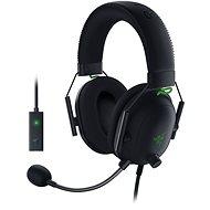 Razer Blackshark V2 + USB Mic Enhancer - Gaming Kopfhörer