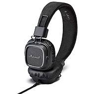 Marshall Major II - Pitch Black - Kopfhörer