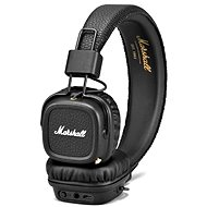 Marshall Major II Bluetooth - Schwarz - Drahtlose Kopfhörer