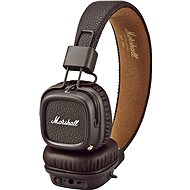 Marshall Major II Bluetooth - Brown - Drahtlose Kopfhörer