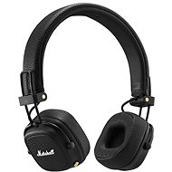Marshall Major III Bluetooth Schwarz - Drahtlose Kopfhörer