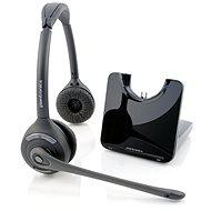 Plantronics CS 520A Binaural - Kopfhörer mit Mikrofon