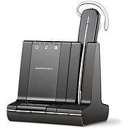 Plantronics W740/A-M Savi - Kopfhörer mit Mikrofon