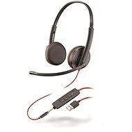 Plantronics BLACKWIRE 3225 mit USB-A und 3,5 mm Anschluss - Kopfhörer