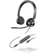 Poly BLACKWIRE 3325 - USB-C + 3,5 mm - Kopfhörer