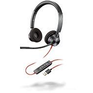 Poly BLACKWIRE 3320, USB-A - Kopfhörer