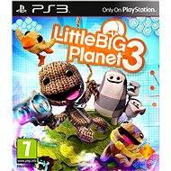 Konsolenspiel Little Big Planet 3 - PS3 - Spiel für die Konsole