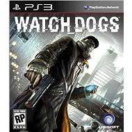 Watch Dogs- PS3 - Konsolenspiel