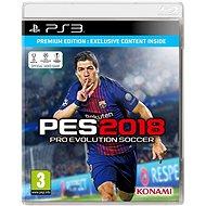 Pro Evolution Soccer 2018 Premium Edition - PS3 - Spiel für die Konsole