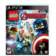 Lego Marvel Avengers - PS3 - Konsolenspiel