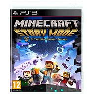 Minecraft: Story Mode - PS3 - Konsolenspiel