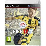 PS3 - FIFA 17 - Konsolespiel