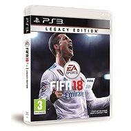 FIFA 18 Legacy Edition - PS3 - Spiel für die Konsole