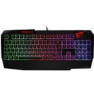 MSI Vigor GK40 Gaming Keyboard - Gaming-Tastatur