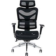 Bürostuhl MOSH BS-702 Drehstuhl - schwarz - Kancelářská židle
