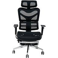 MOSH AIRFLOW-702L schwarz - Bürostuhl