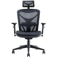 MOSH AIRFLOW-601 schwarz - Bürostuhl