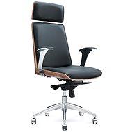 MOSH WUD Classic 133BL - Schreibtischstuhl - schwarz - Bürostuhl