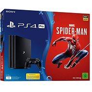 PlayStation 4 Pro 1TB + Spider-Man - Spielkonsole