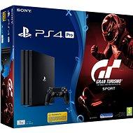PlayStation 4 Pro 1TB + Gran Turismo Sport - Spielkonsole