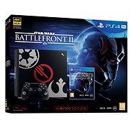 PlayStation 4 Pro 1TB Star Wars Battlefront II Limited Edition - Spielkonsole