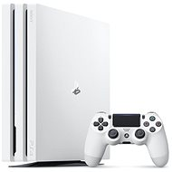 PlayStation 4 Pro 1TB - Glacier White - Spielkonsole