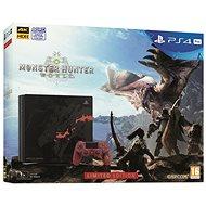 PlayStation 4 Pro 1 TB Monster Hunter: World Limited Edition - Spielkonsole