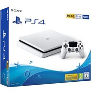 PlayStation 4 - 500 GB Slim White - Spielkonsole