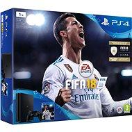 PlayStation 4 1TB Slim+ FIFA 18 - Spielkonsole