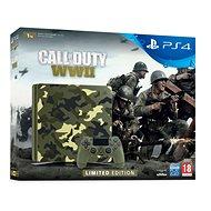 PlayStation 4 1TB Slim - Call of Duty: WWII Limited Edition - Spielkonsole