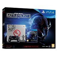 PlayStation 4 1TB Slim Star Wars Battlefront II Limited Edition - Spielkonsole