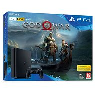 PlayStation 4 1TB Slim + God Of War - Spielkonsole