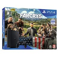 PlayStation 4 1 TB Slim + Far Cry 5 - Spielkonsole