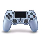 Sony PS4 Dualshock 4 - Titanium Blue - Gamepad