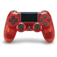 Sony PS4 Dualshock 4 V2 - Crystal Red - Wireless Controller