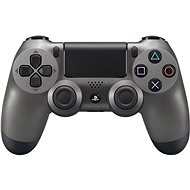 Sony PS4 Dualshock 4 V2 - Steel Black - Playstation 4 Controller - Wireless Controller