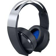 Drahtloser Kopfhörer Sony PS4 Platinum Wireless Headset - Drahtlose Kopfhörer