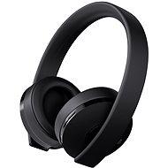 Sony PS4 Gold Wireless Headset - Kopfhörer mit Mikrofon
