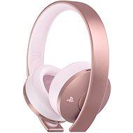 Sony PS4 Gold Wireless Headset Rose - Gaming Kopfhörer