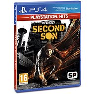 PS4 - inFAMOUS: Second Son - Konsolenspiel