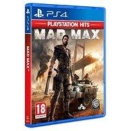Mad Max - PS4 - Konsolenspiel