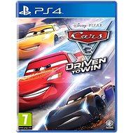 Cars 3: Driven to Win - PS4 - Konsolenspiel